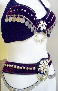 Bra VF09 with Medallion Belt